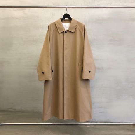 Graphpaper Double Cloth Peach Steincollar Coat