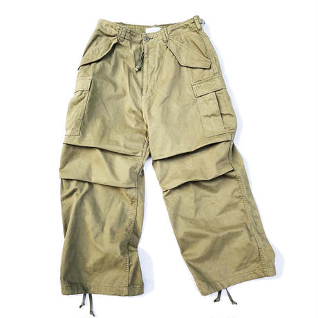 Graphpaper Military Cloth Military Pants