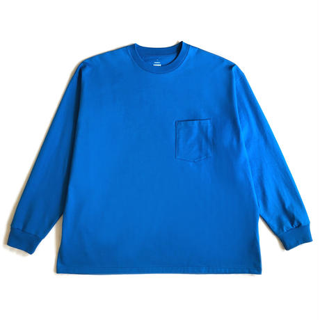 Graphpaper Jersey Oversized L/S Pocket Tee