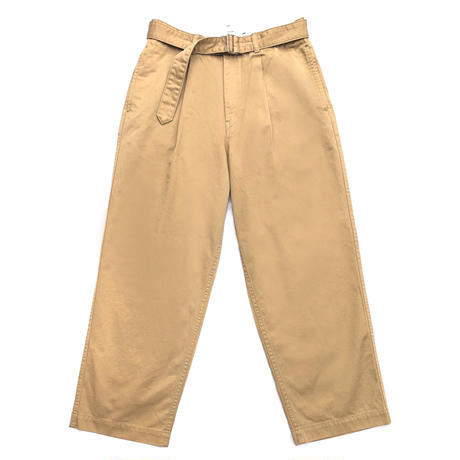 Graphpaper  Chino Belted Pants