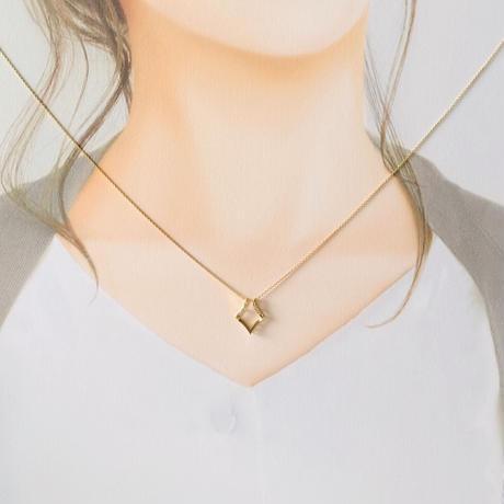 ダイヤモンド 2WAYネックレス