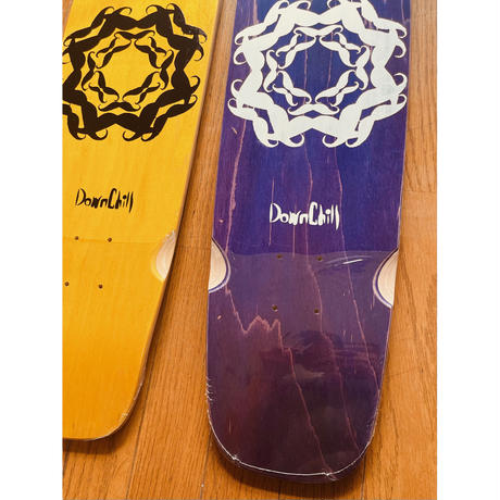 """DAX"" 8.3"" DOWNCHILL deck"
