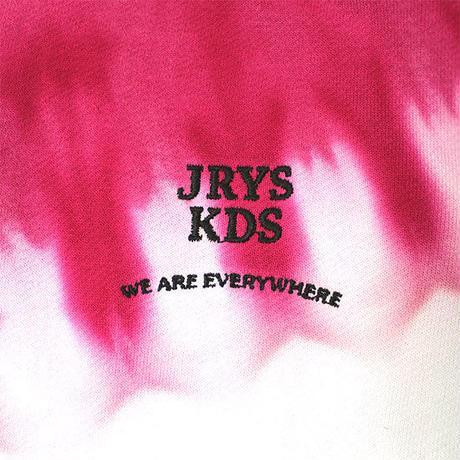 """DEAD DYE HOODED PARKA """"JRYS KDS"""""""