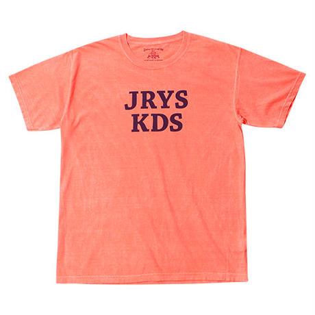 """S/S TEE """"JRYS KDS"""""""