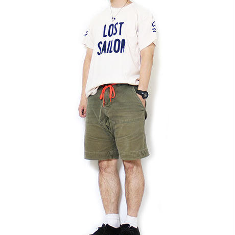 "S/S TEE ""LOST SAILOR"" LIMITED"