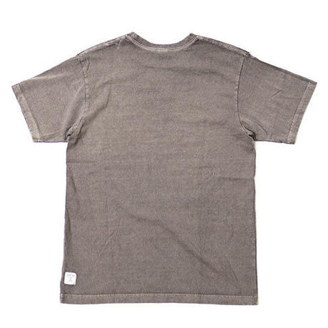 "S/S HEMP COTTON TEE ""TIMOTHY"""