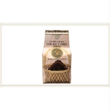 CONSOC COFFEE Whole Bean Espresso 200g
