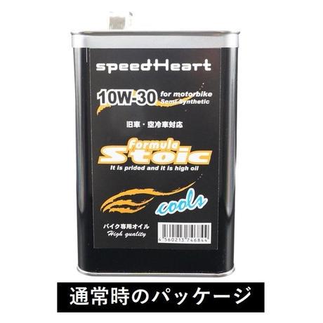 限定!バリバリ伝説コラボ缶 10W-30(デザイン:Fタイプ) / フォーミュラストイッククールズ