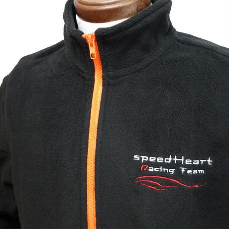 【送料無料】「数量限定」speedHeart Racing Teamフリース