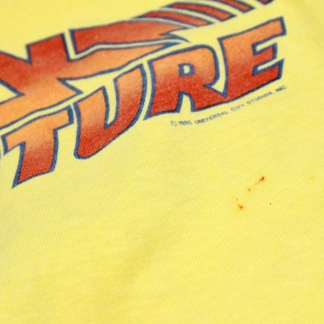[L]Movie Tee / BACK TO THE FUTURE