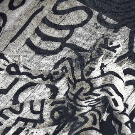 [L] Keith Haring × Annie Leibovitz