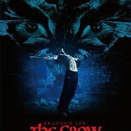 [XL] Comic&Movie Tee_ The Crow