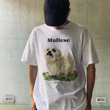 DOG TEE/ALSTYLE body S-XL/anytee original