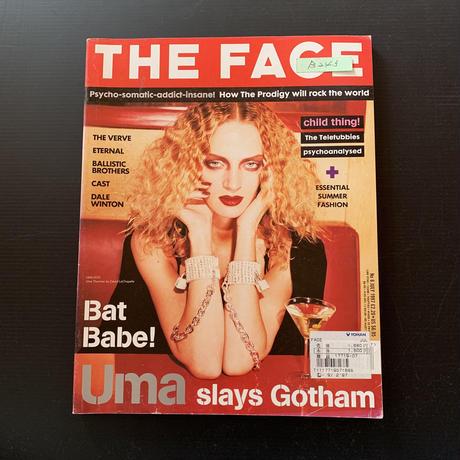 THE FACE...uma