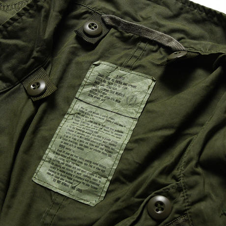 [XL] m65 parka vintage_used  good condition _no.1
