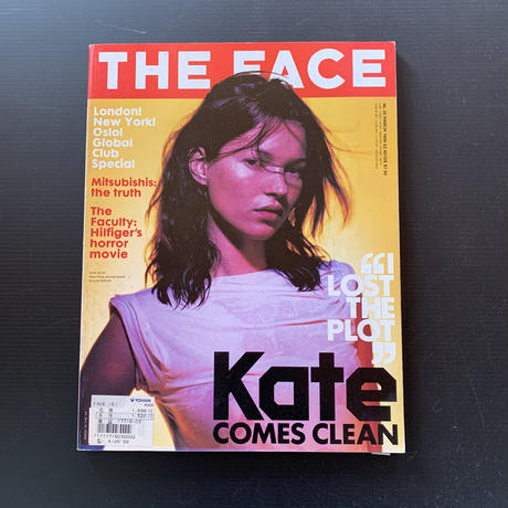 THE FACE...kate pack