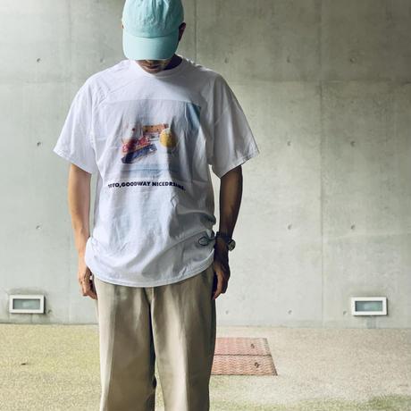 """Summer of 85 × anytee"" 映画公式 限定刺繍CAP"