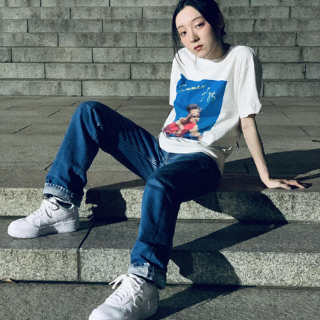 """Summer of 85 × anytee"" 映画公式 限定TEE"