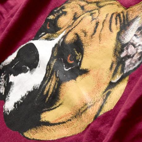 [XL]Dog Tee Vintage deadstock