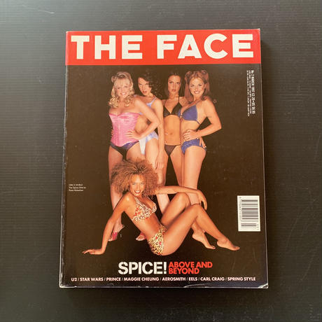 THE FACE...spice girls