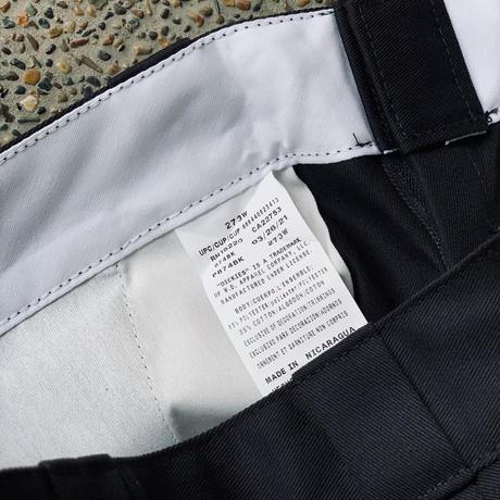 [W34×L30] Dickeis 874_BLACK_no print tag model