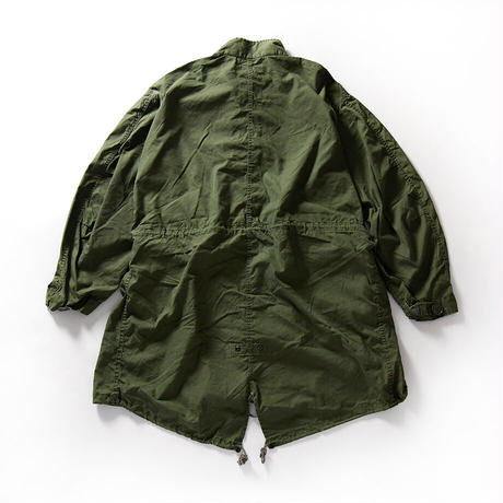 [S] m65 parka vintage_used  good condition_no.17