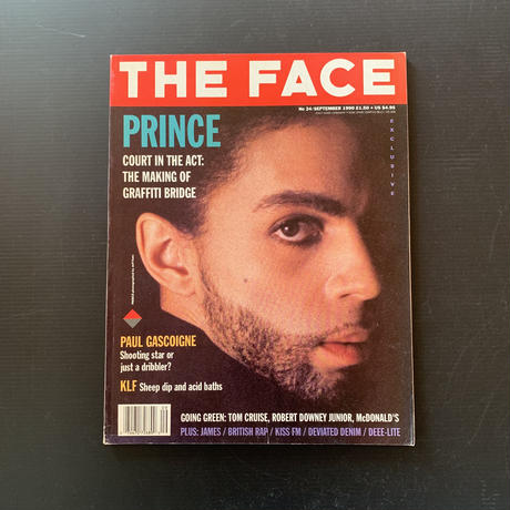 THE FACE...prince
