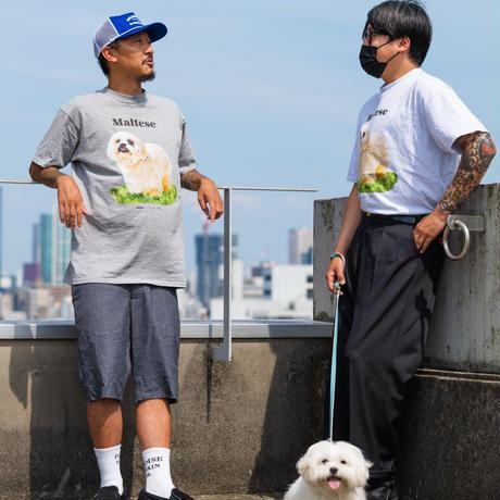 DOG TEE/ONEITA body M & L/anytee original