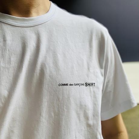 [XL] Comme Des Garçons Shirt / LOGO Tee