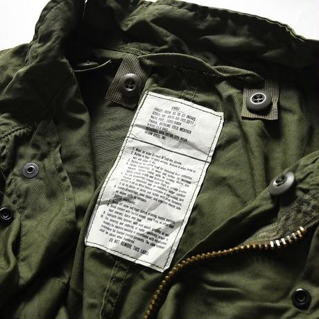 [S] m65 parka vintage_used good condition_no.18