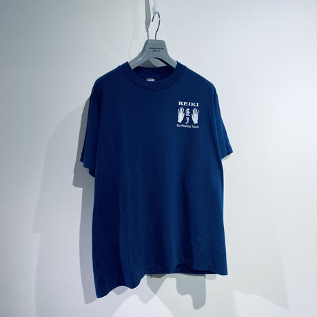 [L]Screen stars Print Tee 90s_used good condition