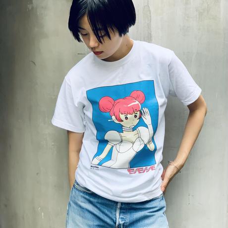 Anime TEE/new white body/もしもししも×anytee