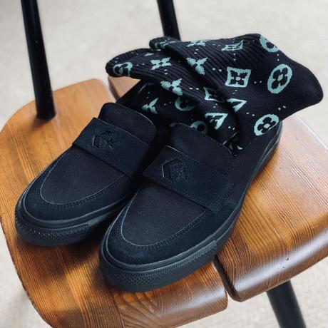 [生産終了廃盤品]CONVERSE SLIP ON_All Black_Tokyo Pack