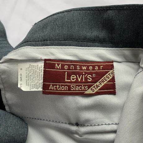 Levi's Action Slacks_7