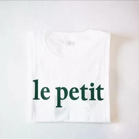 le petit  T-shirt  レディース【GREEN】