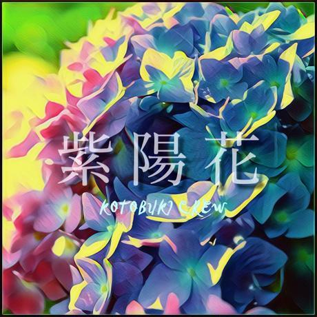 紫陽花 -Single