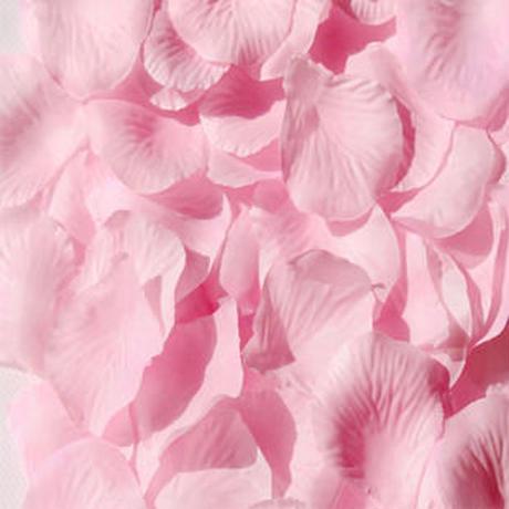 フラワーシャワー 結婚式 ライトピンク 造花 ウエディンググッズ 花びら 結婚式 2次会 パーティー お祝い たっぷり1000枚