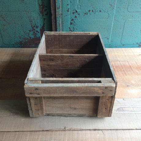HARDWARE STORE WOODEN BOX