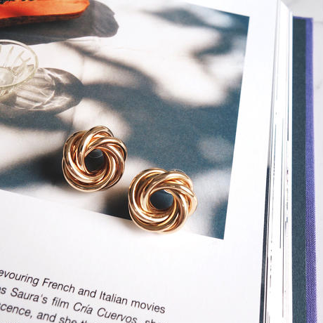 spiral metal pierce