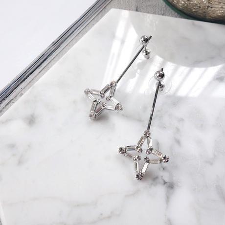 diamond shape pierce
