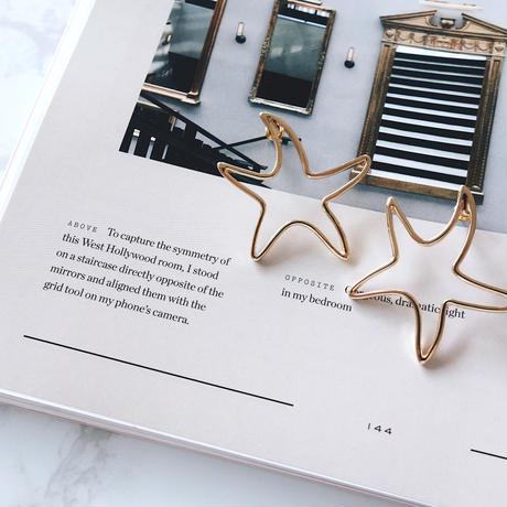 open star pierce
