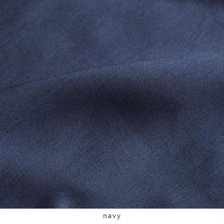 モダールサテン半袖プルオーバー