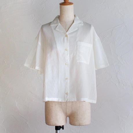 モスリンカディシャツ