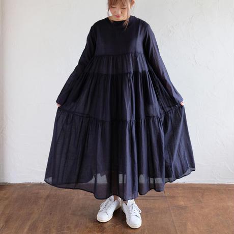 カディモスリンティアードドレス