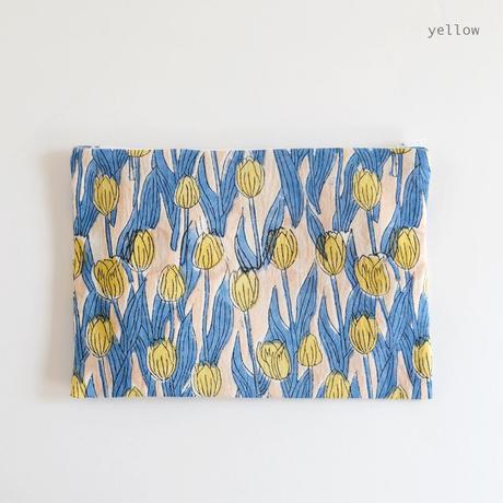 Tulipポーチ L