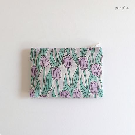 Tulipポーチ S