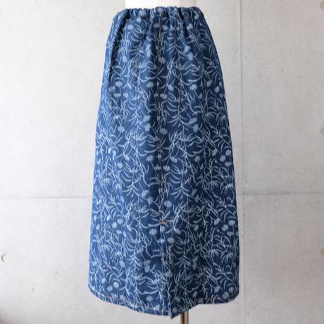 field デニムストレートスカート