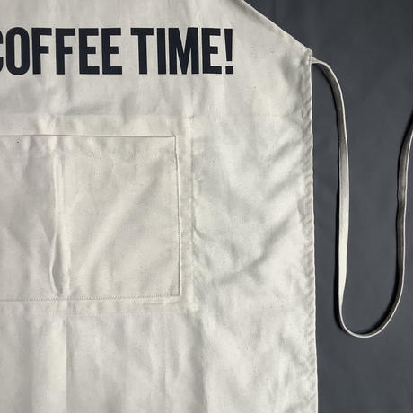 "DRESSSEN  DRV5 REVERSIBLE  APRON""YES!COFFEE TIME!/YES!BEER TIME!(リバーシブルエプロン)"