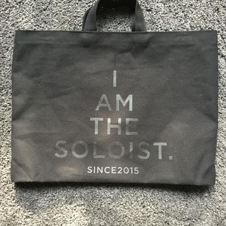 """[コラボレーションアイテム]TAKAHIROMIYASHITATheSOLOIST×DRESSSEN BAG """"I AM THE SOLOIST""""※次回入荷未定です。よろしくお願い申し上げます。"""