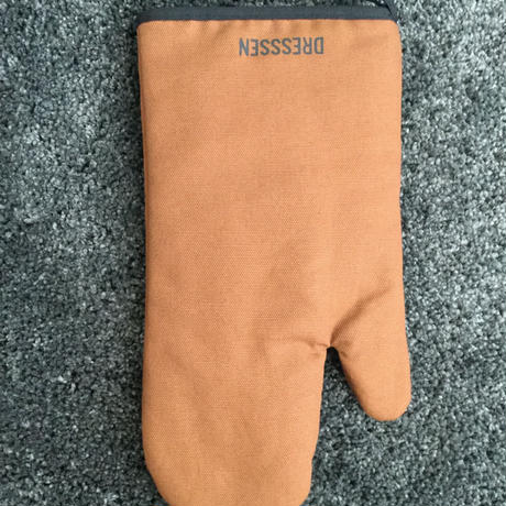 "DRESSSEN MTC4 ""LETS"" MITTEN(ミトン) BROWN  COLOR"